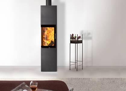 austroflamm kaminofen slim 2 0 brunmayr grogger online shop fen und elektroger te. Black Bedroom Furniture Sets. Home Design Ideas