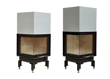 inplafeo warmluft kachelofen designkamin eck55 55 brunmayr grogger online shop fen. Black Bedroom Furniture Sets. Home Design Ideas